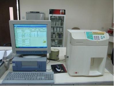 三分类全自动血球计数仪